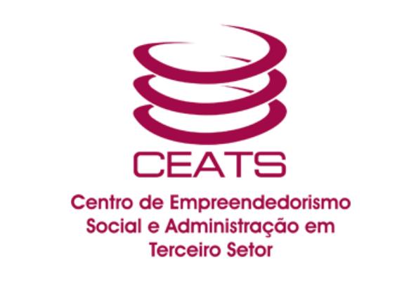 Logo do Ceats – Centro de Empreendedorismo Social e Administração em Terceiro Setor