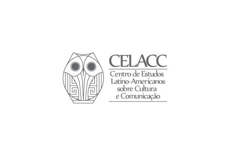 Logo do Celacc – Centro de Estudos Latino-Americanos de Cultura e Comunicação