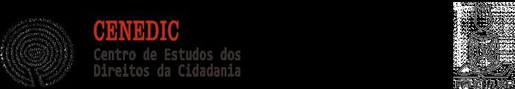 Logo do Cenedic – Centro de Estudos dos Direitos da Cidadania