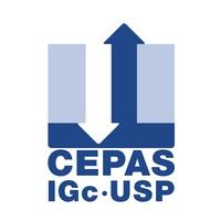 Logo do Cepas – Centro de Pesquisas de Águas Subterrâneas