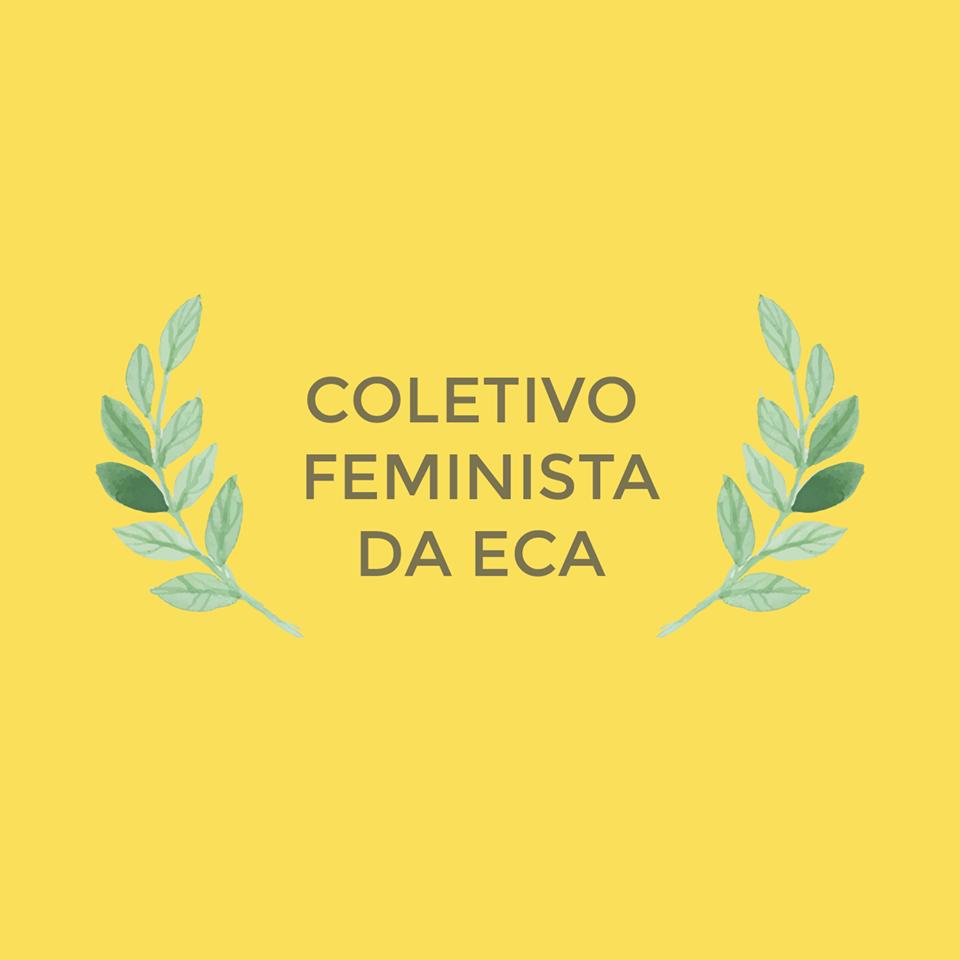 Logo do Coletivo Feminista da ECA USP
