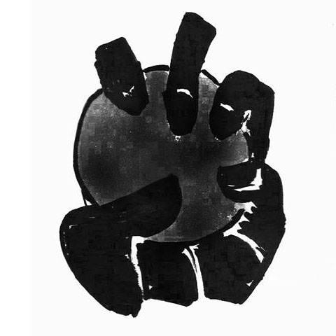 Logo do Coletivo Opá Negra