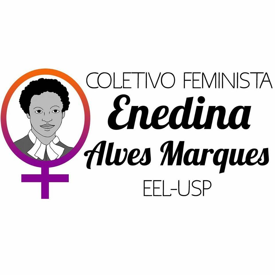 Logo do Coletivo Feminista Enedina Alves Marques