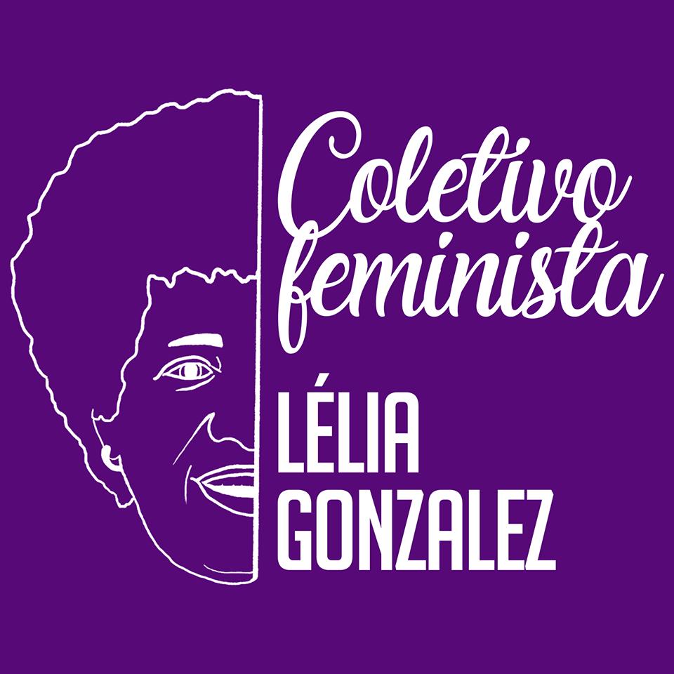 Logo do Coletivo Feminista Lélia Gonzalez