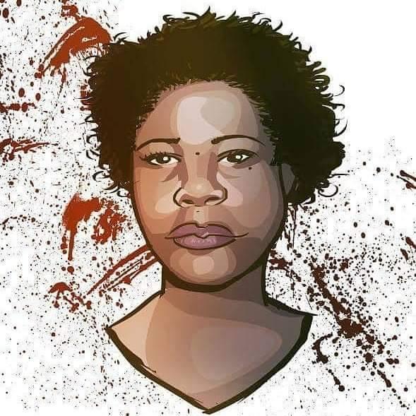 Logo do Coletivo Negro Cláudia Silva Ferreira
