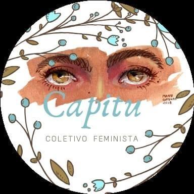 Logo do Coletivo Feminista Capitu