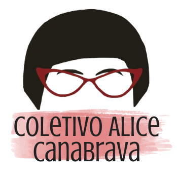 Logo do Coletivo Alice Canabrava