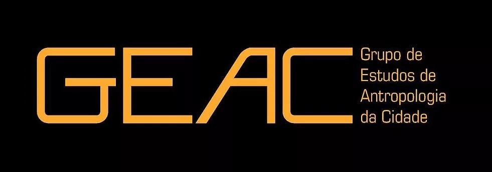 Logo do GEAC – Grupo de Estudos de Antropologia da Cidade
