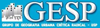 Logo do GESP – Grupo de Estudos sobre São Paulo