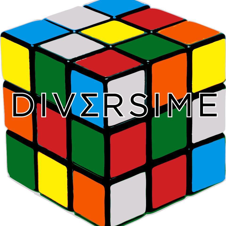 Logo do Coletivo Diversime