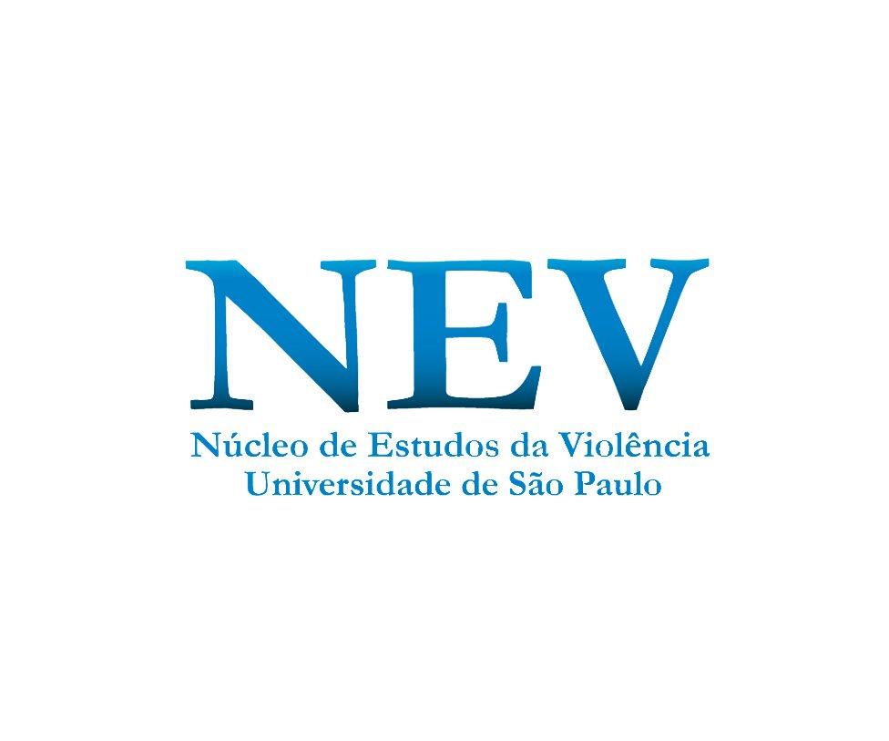 Logo do NEV – Núcleo de Estudos da Violência