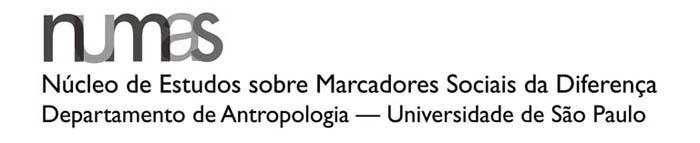 Logo do Numas – Núcleo de Estudos dos Marcadores Sociais da Diferença