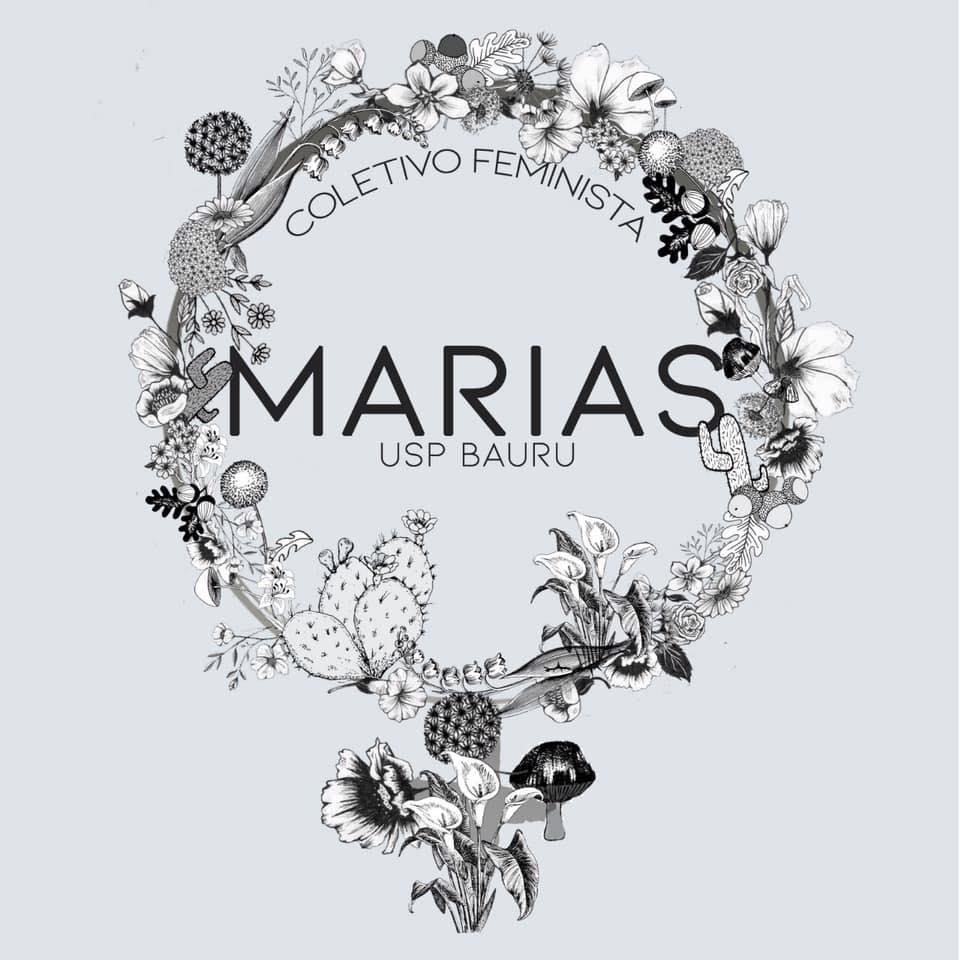 Logo do Coletivo Feminista Marias