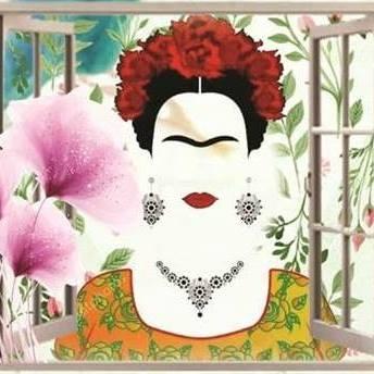 Logo do Flores da Frida – C.O. Feminina