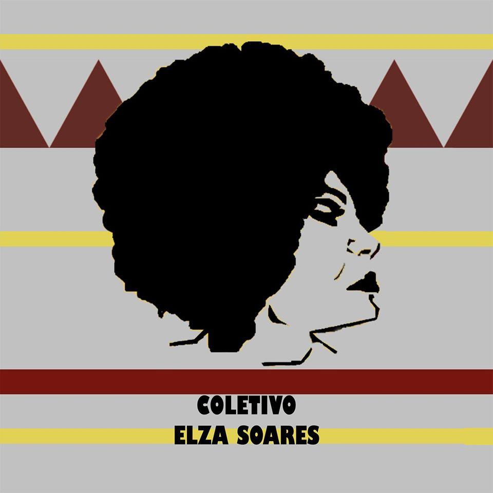 Logo do Coletivo Negro Elza Soares