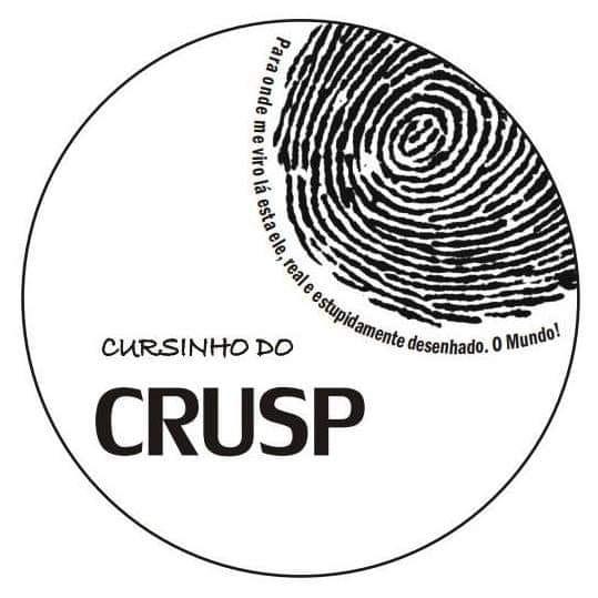 Logo do Cursinho do CRUSP