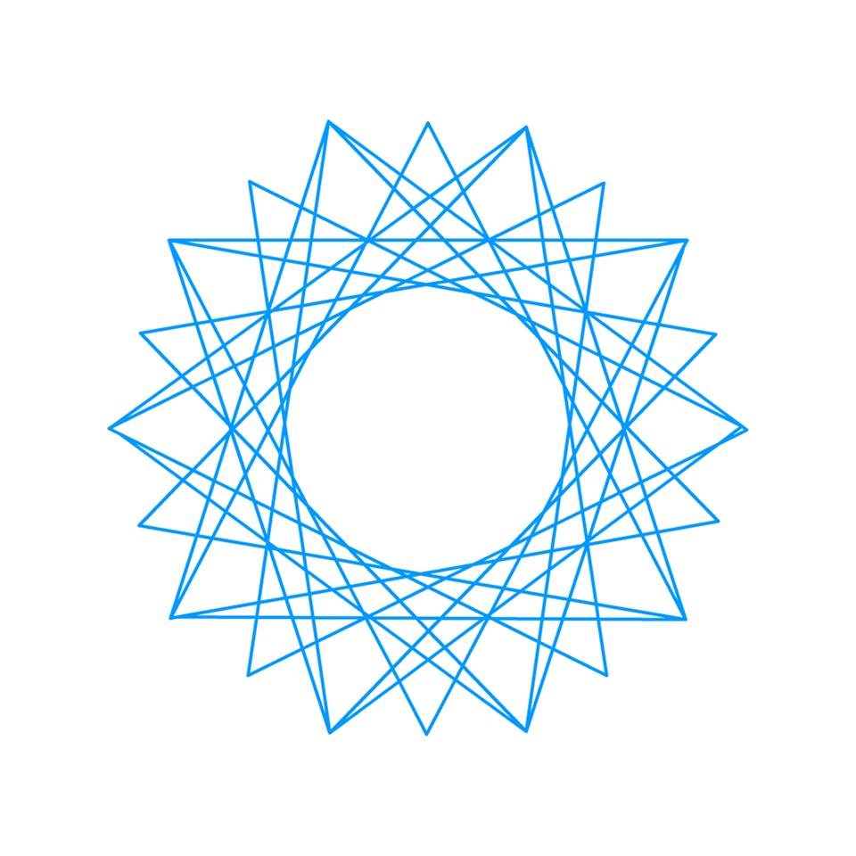 Logo do EACH Social
