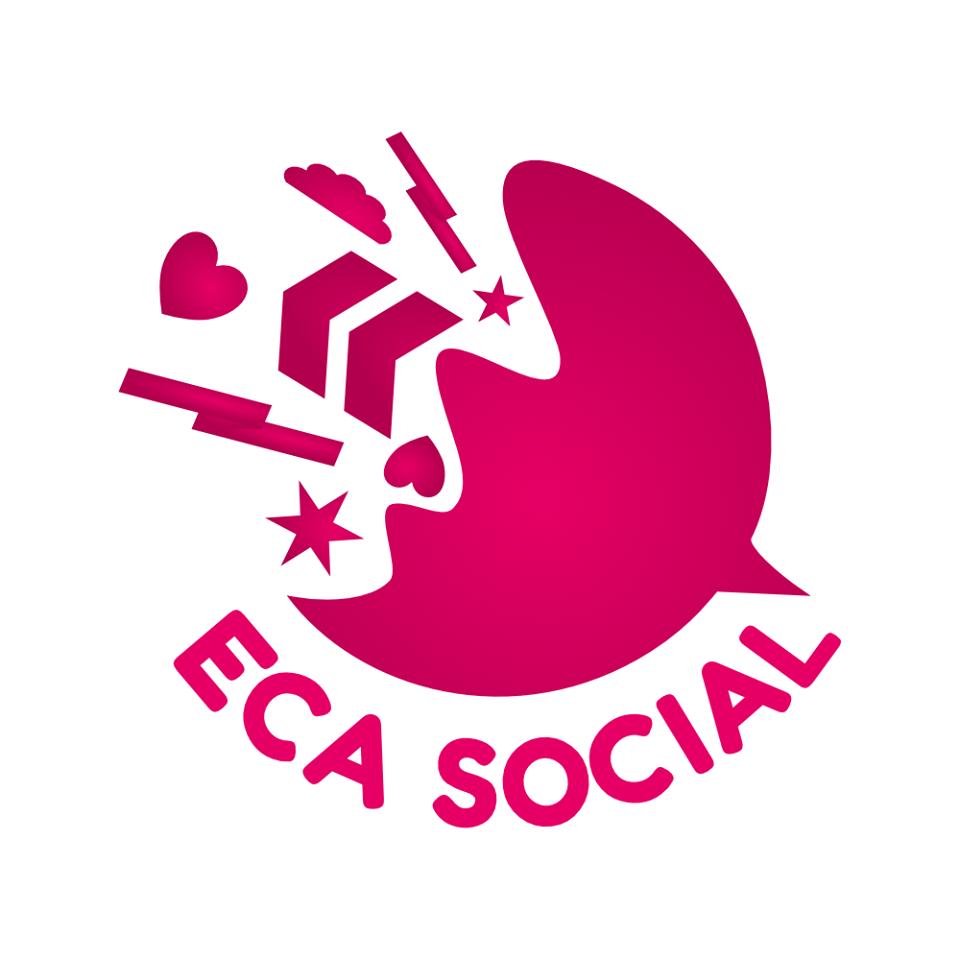 Logo do ECA Social