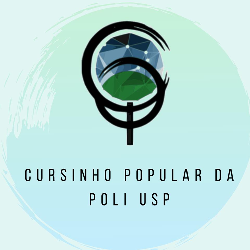 Logo do Cursinho da POLI