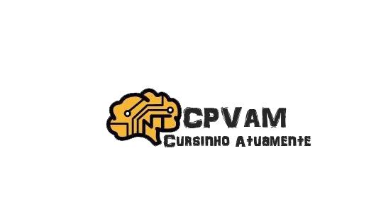 Logo do Cursinho Atuamente CPVAM
