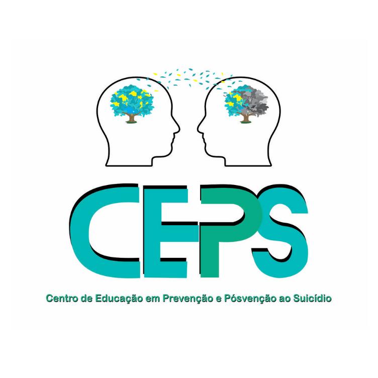 Logo do Centro de Educação em Prevenção e Posvenção do Suicídio (CEPS)