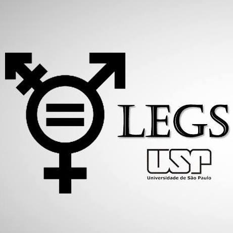 Logo do Liga de Estudos de Gênero e Sexualidade