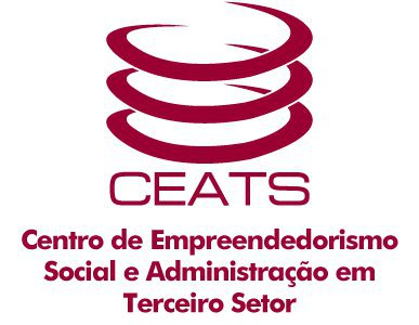 Logo do Núcleo de Empreendedorismo Socioambiental e Administração em Terceiro Setor – CEATS –