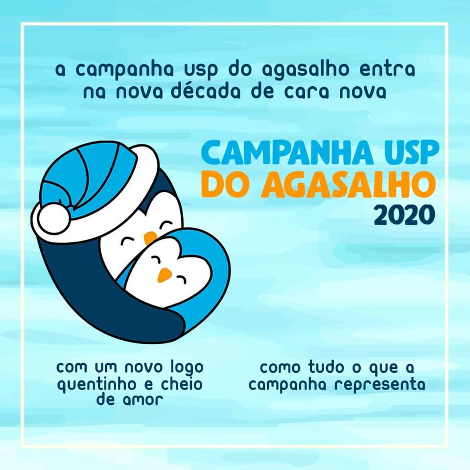 Logo do Campanha USP do Agasalho